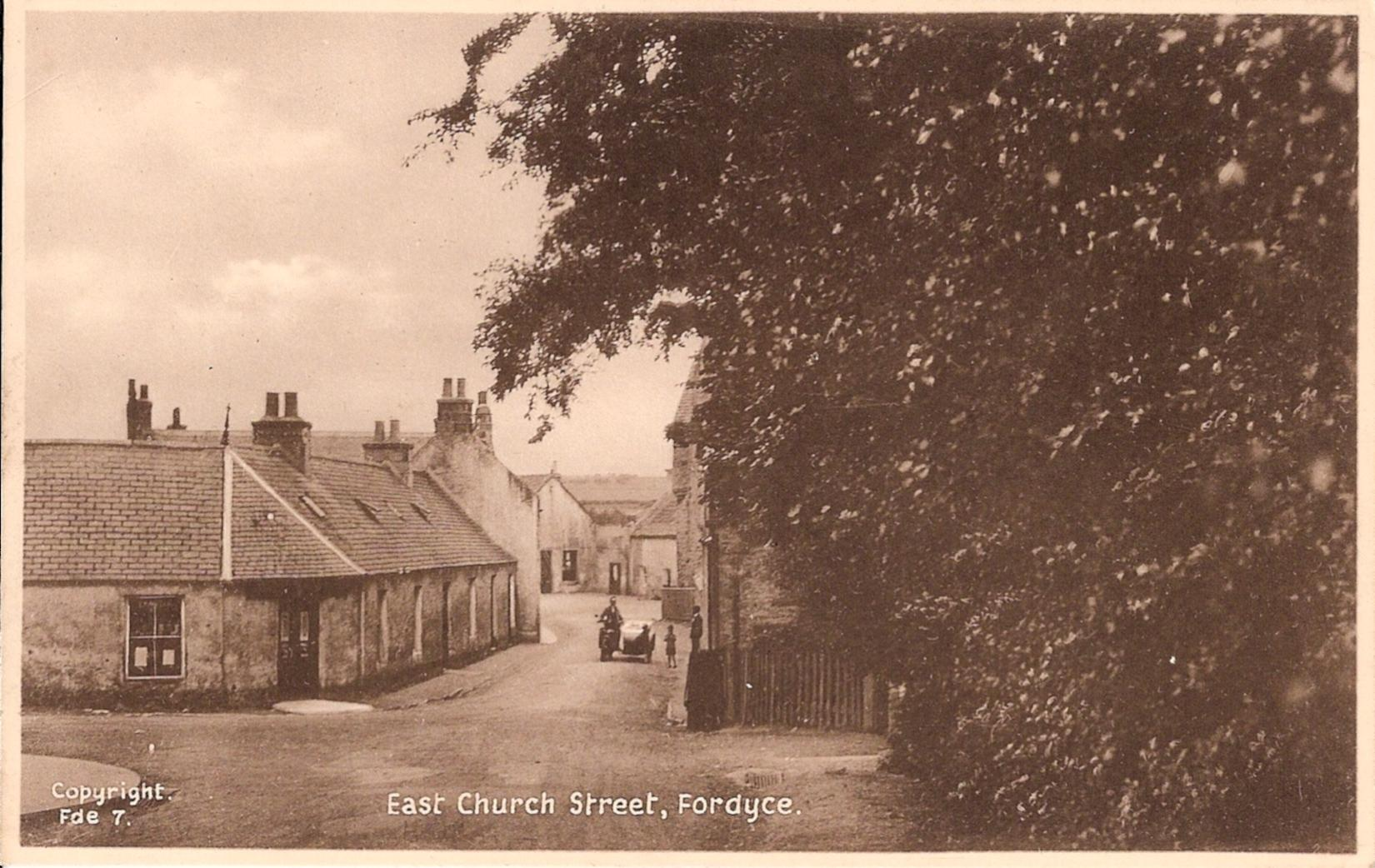 East Church Street, Fordyce